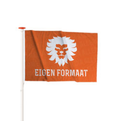 Vlaggen eigen formaat