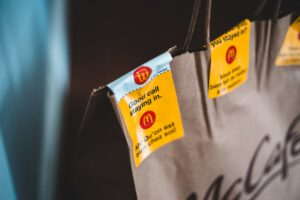 Stickers zonder stansmes kosten